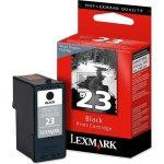 Lexmark 18C1523E blækpatron, sort, 195s