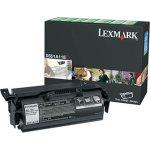 Lexmark X651A11E lasertoner, sort, 7000s