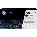 HP 507X/CE400X lasertoner, sort, 11000s