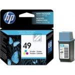 HP nr.49/51649A blækpatron, 3-farvet, 310s