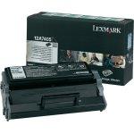 Lexmark 12A7405 lasertoner, sort, 6000s