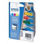 Epson nr.T0520/C13T052040 blækpatron, farve, 300s