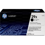 HP nr.29X/C4129x lasertoner, sort, 10000s