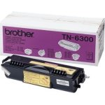 Brother TN6300 lasertoner, sort, 3000s