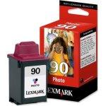 LEXMARK 12A1990 blæk, Photo (450 sider)
