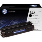 HP nr.15A/C7115A lasertoner, sort, 2500s