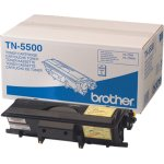 Brother TN5500 lasertoner, sort, 12000s