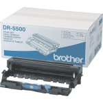 Brother DR5500 lasertromle, sort, 40000s