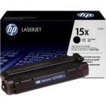 HP nr.15X/C7115x lasertoner, sort, 3500s