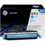 HP 641A/C9721A lasertoner, blå, 9000s