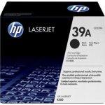 HP nr.39A/Q1339A lasertoner, sort, 18000s