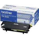 Brother TN3030 lasertoner, sort, 3500s