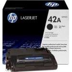 HP nr.42A/Q5942A lasertoner, sort, 10000s