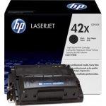 HP nr.42X/Q5942x lasertoner sort, 20000s