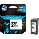 HP nr.339/C8767EE blækpatron, sort, 800s