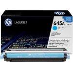 HP 645/C9731A lasertoner, blå, 12000s