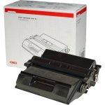 OKI 09004019 lasertoner, sort, 27000s