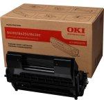 OKI 09004078 lasertoner, sort 10000s