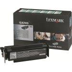 Lexmark 12A7415 lasertoner, sort, 10000s