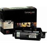 Lexmark 0064016HE lasertoner, sort, 21000s