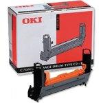 OKI 41304112 lasertromle, sort, 20000s