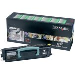 Lexmark 0024016SE lasertoner, sort, 2500s