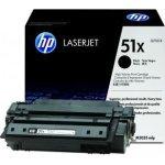 HP nr.51X/Q7551X lasertoner, sort, 13000s
