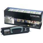 Lexmark 0X340A11G lasertoner, sort, 2500s