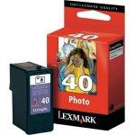Lexmark no. 40, foto blækpatron