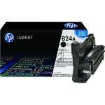 HP CB384A lasertromle, sort, 35000s