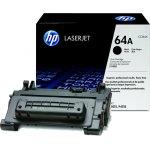 HP nr.64A/CC364A lasertoner, sort, 10000s