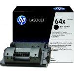 HP nr.64X/CC364X lasertoner, sort, 24000s