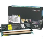 Lexmark 00C5240YH lasertoner, gul, 5000s