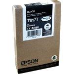 Epson nr.T6171/C13T617100 blækpatron, sort, 4000s