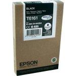 Epson nr.T6161/C13T616100 blækpatron, sort, 3000s