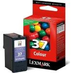 Lexmark Nr.37AXL/018C2200E Blækpatron, 3-f, 500s
