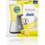 Dettol No-Touch dispenser m/Odeur citrus, silver