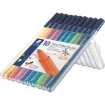 Staedtler Triplus Color Tuscher 10 stk. ass.