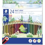 Staedtler Noris Color 185 Farveblyanter, 24 stk.