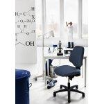RH Activ 220 kontorstol høj ryg, medium sæde petro