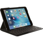 Logitech cover/keyboard(nordisk) til iPad mini 4