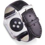dbramante Copenhagen Watch rem, 42mm Silver/Black