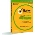 Symantec Norton Security Starter 3.0