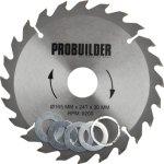 Probuilder klinge, 165x30x2,8 mm, t24