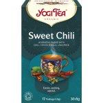 Yogi Tea Sweet Chili te, 17 breve