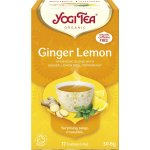 Yogi Tea Ginger Lemon te, 17 breve