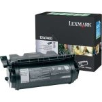 Lexmark 12A7460 lasertoner, sort, 5000s