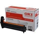 OKI 44315108 lasertromle, sort, 20000s