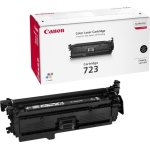 Canon nr.723BK/2644B002AA lasertoner, sort, 5000s