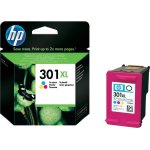 HP nr.301XL/CH564EE blækpatron, 3-farvet, 330s
